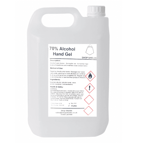 H360 Products hand sanitiser