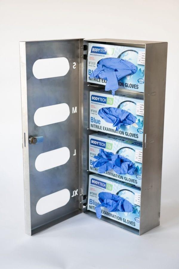 H360 Products glove dispenser